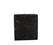HC LSB Bougie Stijn Noir - 24x8x27cm %#