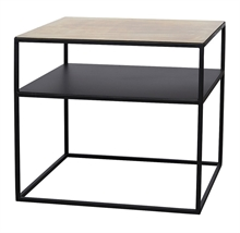 LSB Table basse Almeria - 45x45cmx40cm TPS30_4%