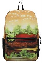 HC6 MOJO Sac à dos  45x30x17cm Burger Noir 2019-2% #