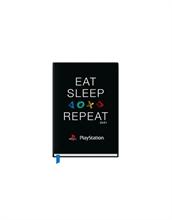 Playstation - Eat, Sleep, Repeat - Agenda A5 internatio 7-2 Sept 2020/2021 - %