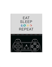 Playstation - Eat, Sleep, Repeat - Classeur A4 - 2 anneaux - %