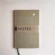 T+M - Carnet de notes A4 - %