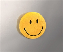 Smiley - MagNICI Jaune 8 cm
