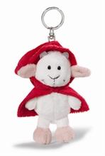 HC2 Porte-clés Chèvre Petit Chaperon 10cm - #