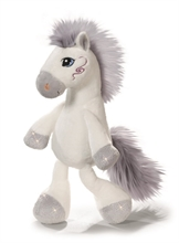 Cheval Miracle blanc 35cm