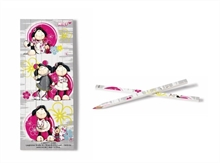 HC6 JL16 Set crayons de couleur Jolly Lynn 10 couleurs #