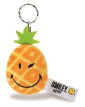 Smiley - Porte-clés Ananas 6cm