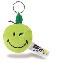 Smiley - Porte-clés Pomme 6cm