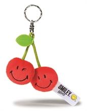 Smiley - Porte-clés Cerise 6cm