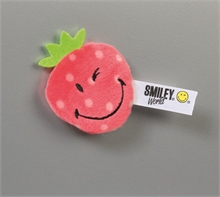 Smiley - MagNICI Fraise 6cm