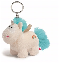 Porte-clés Licorne Wingfried avec ses ailes 10cm