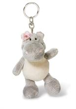 WF18 Porte-clés Hippo 10cm