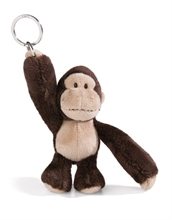 WF18 Porte-clés Gorille Torben 10cm