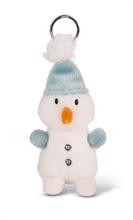 HC4 WI18 Porte-clés Bonhomme de neige Flakejake 10cm #