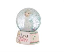 LA18 Boule à paillettre Dalia la Lama - 6,5cm