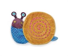 My Nap Friend - Escargot - Doudou plat