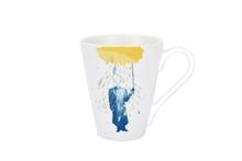 HC3 PG Grand mug illustré Trois gouttes de pluie Curry  - 30cl