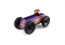 Playforever - Voiture Clyde - Violet/Cuivre - L.20 cm - %