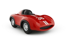 Playforever - Voiture Speedy Le Mans - Rouge - L.16,5 cm - %