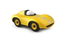 Playforever - Voiture Speedy Le Mans - Jaune - L.16,5 cm - %