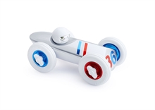 Playforever - Voiture Rufus – Allons-Y – French Edition - L. 21 cm - %
