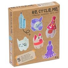 ReCycleMe Medium - Bouteilles plastique - Fille