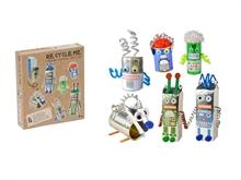 ReCycleMe Medium - Le monde des robots