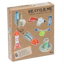 ReCycleMe Medium - La découverte spatiale