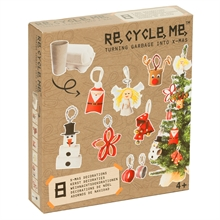 ReCycleMe Special Edition - Décorations de Noël