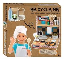 ReCycleMe - Crée ta propre cuisine