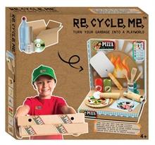 ReCycleMe - Crée ton authentique pizzeria