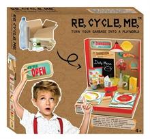 ReCycleMe - Crée ton magnifique restaurant