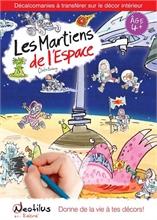 Les martiens de l''''espace