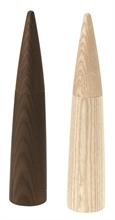 PIPERIS Moulin poivre/sel Thermo frêne foncé mécanisme céramique