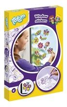Kit créatif - Window Stickers - Crée tes autocollants fenêtre - A4