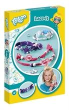 Kit créatif - Lace-it - Bijoux en lacets - A4