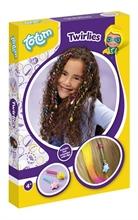 Kit créatif - Twirlies - Bijoux pour les cheveux - A4
