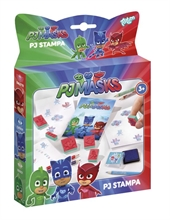 HC4 Pj masks - Set de Tampon #