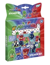 HC5 Pj masks - Set dautocollants #