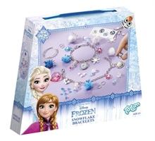 HC4 Reine des neiges - Crée tes bracelets flocon de neige #
