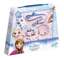 Reine des neiges - Crée tes bijoux