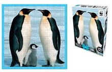 WWF 100 pieces puzzle - Bébé pingouin