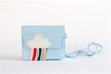 Rainbow - Sac à main - Bleu - 13x16,5x5,5cm - %