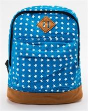 Komi - Sac à dos - Ocean motifs étoiles - 27x22cm - %